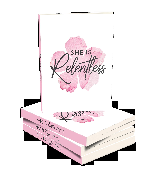 She-Is-Relentless-Journal
