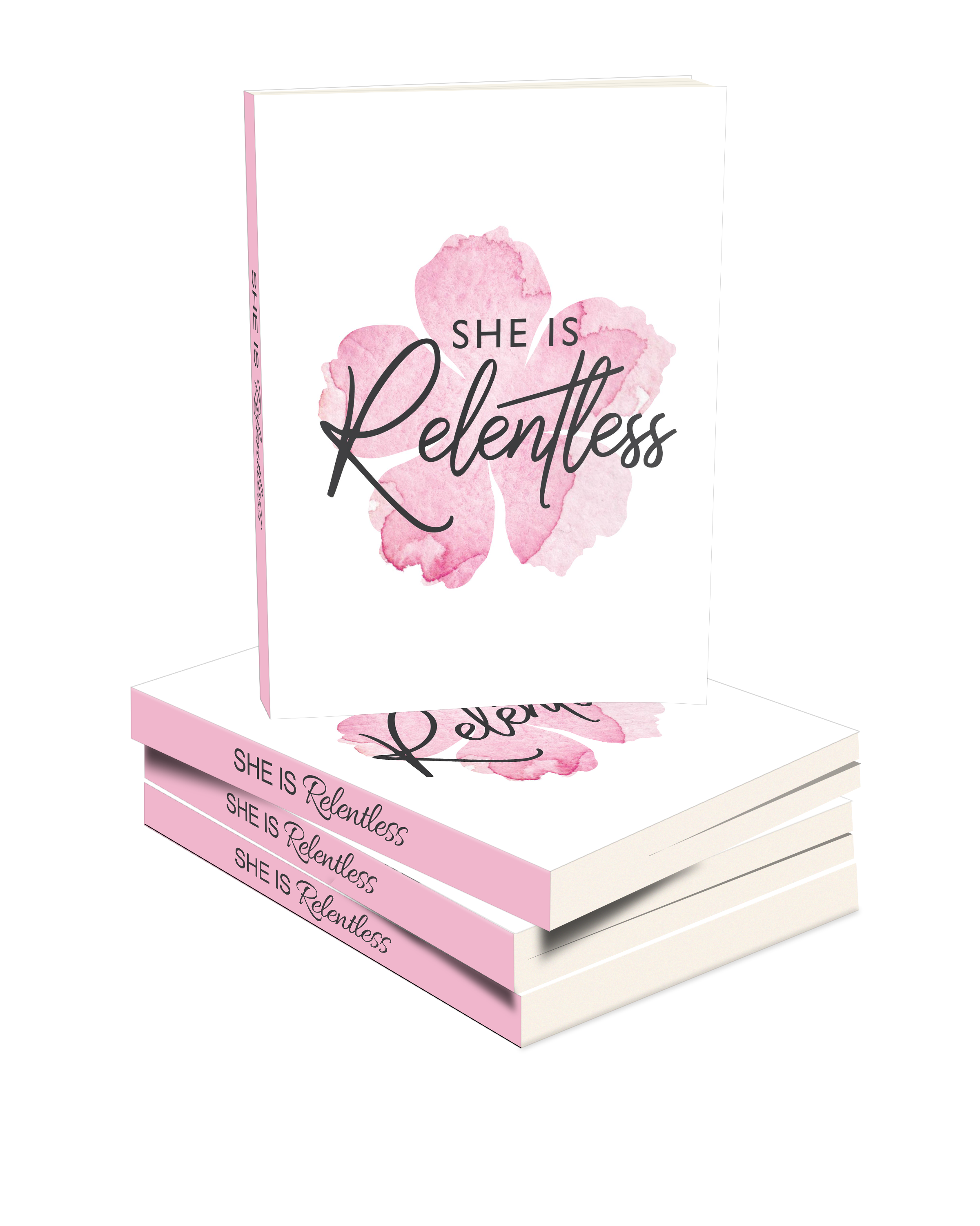 She-Is-Relentless-Journal